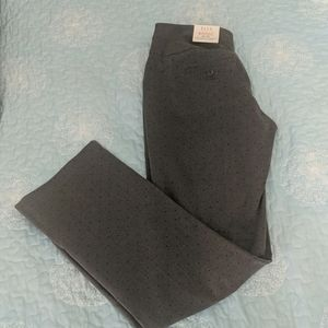 NWT Elle Dress slacks charcoal gray